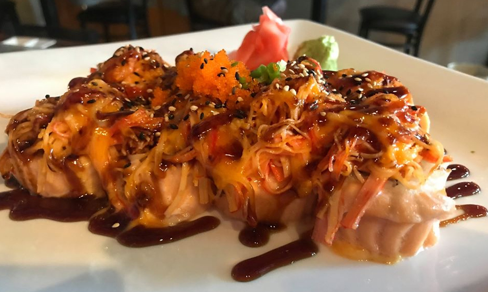 Sushi Plus – A Fusion of Japanese and Korean Cuisine