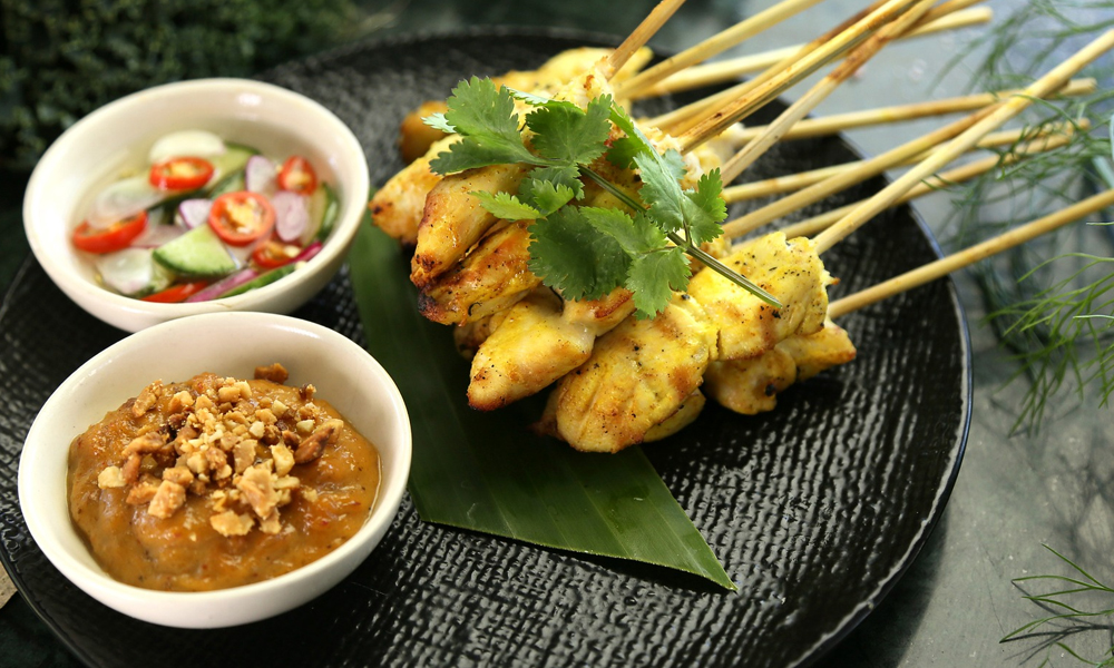 TaRaRine, Thai Cuisine