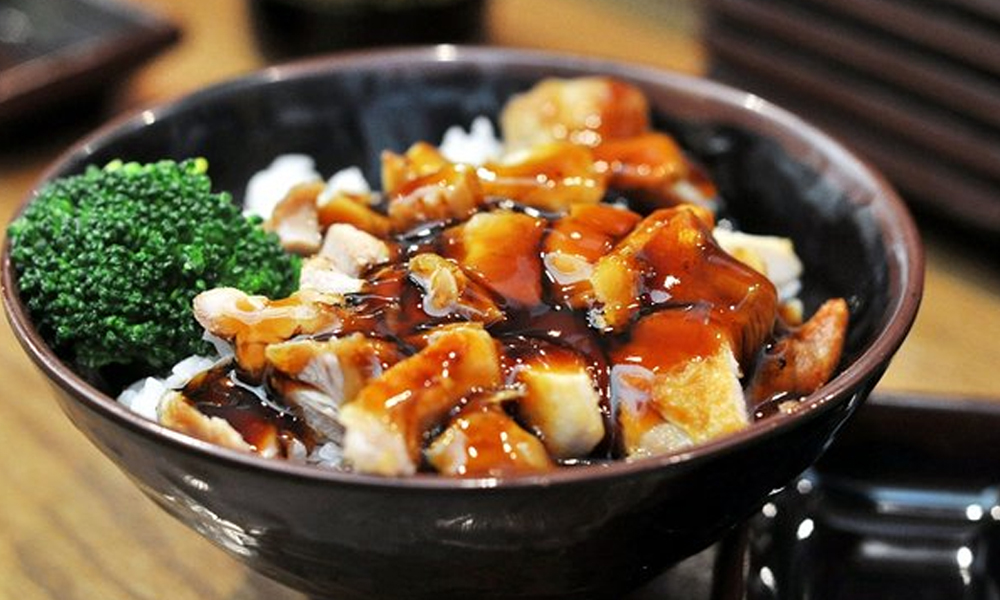 Teriyaki Wok Two