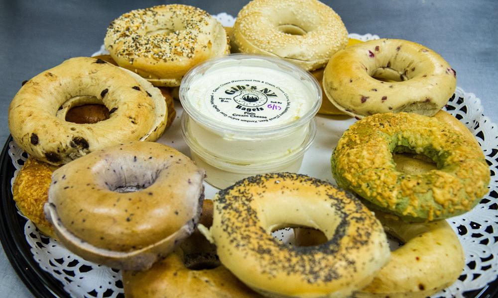 Gib's New York Bagels